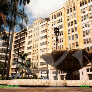 Plaza Caicedo Cali City