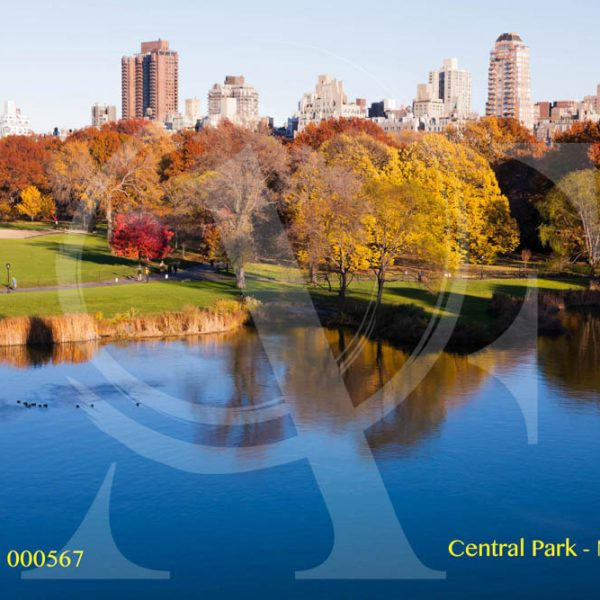 Ref. 000567 Central Park