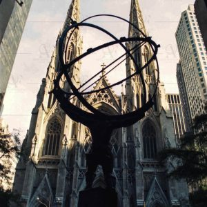 Atlas sculpture – New York – United States